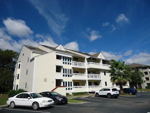 1100 Possum Trot Rd. H-353, North Myrtle Beach, SC 29582 (MLS #2122783) :: Garden City Realty, Inc.