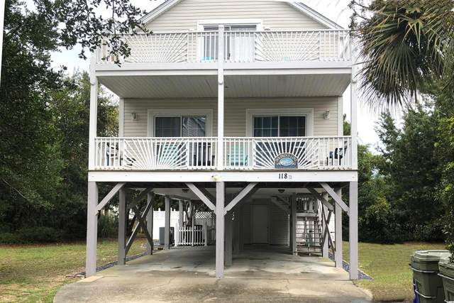 118 -B S 12th Ave., Surfside Beach, SC 29575 (MLS #2122970) :: Dunes Realty Sales