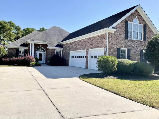 4201 Pointer Ct., Myrtle Beach, SC 29579 (MLS #2123298) :: Scalise Realty