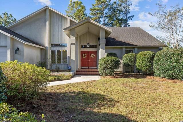 8256 Timber Ridge Rd., Conway, SC 29526 (MLS #2123585) :: Grand Strand Homes & Land Realty