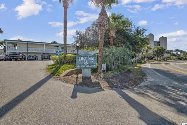 1 Norris Dr. #109, Pawleys Island, SC 29585 (MLS #2123598) :: James W. Smith Real Estate Co.
