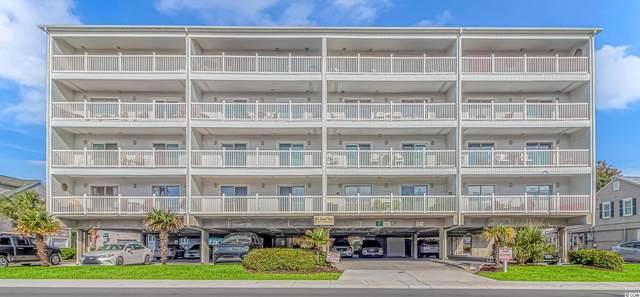 2406 S Ocean Blvd. #102, North Myrtle Beach, SC 29582 (MLS #2123817) :: Team Amanda & Co