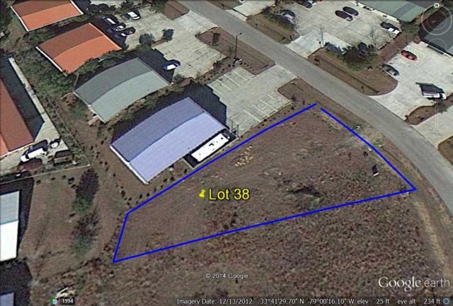 120 Prather Park Dr., Myrtle Beach, SC 29588 (MLS #819716) :: The Trembley Group