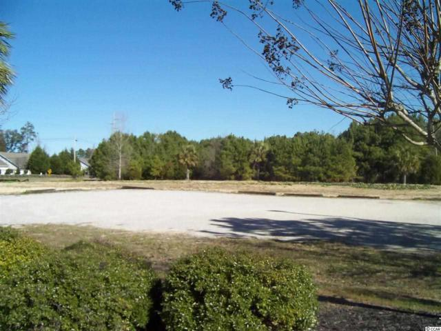 1721 N Old Highway 17 North, North Myrtle Beach, SC 29582 (MLS #1401737) :: The Litchfield Company