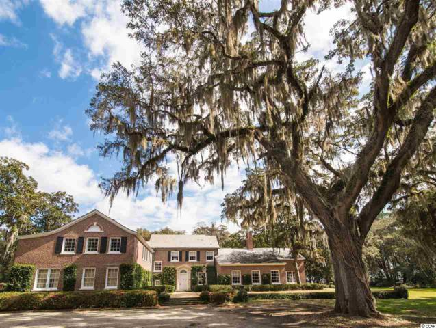 Airy Hall Plantation, Green Pond, SC 29446 (MLS #1604779) :: The Litchfield Company