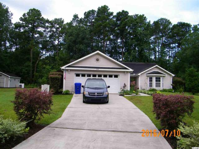 585 NW Boundary Loop Rd., Calabash, NC 28467 (MLS #1614163) :: The Litchfield Company