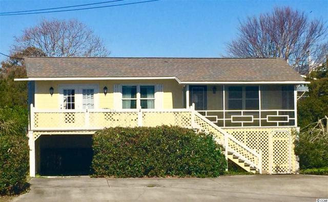 224 Norris Drive, Pawleys Island, SC 29585 (MLS #1617498) :: The Litchfield Company