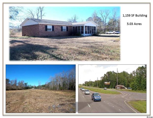 2159 Ocean Highway, Shallotte, NC 28459 (MLS #1702087) :: The Litchfield Company