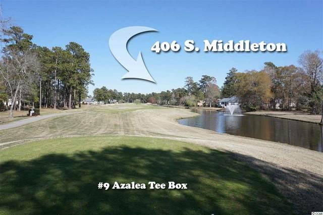 406 S Middleton Dr., Calabash, NC 28467 (MLS #1707222) :: Hawkeye Realty