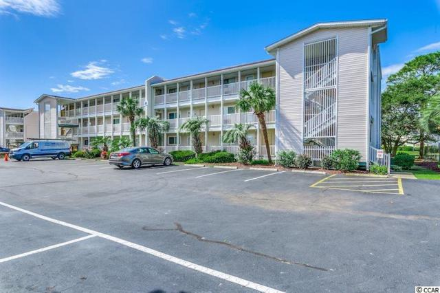 1919 Spring Street 12B, North Myrtle Beach, SC 29582 (MLS #1707394) :: James W. Smith Real Estate Co.