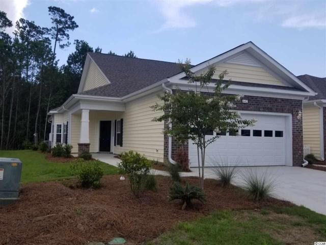 642 Misty Hammock Drive #74, Murrells Inlet, SC 29576 (MLS #1707810) :: The Hoffman Group