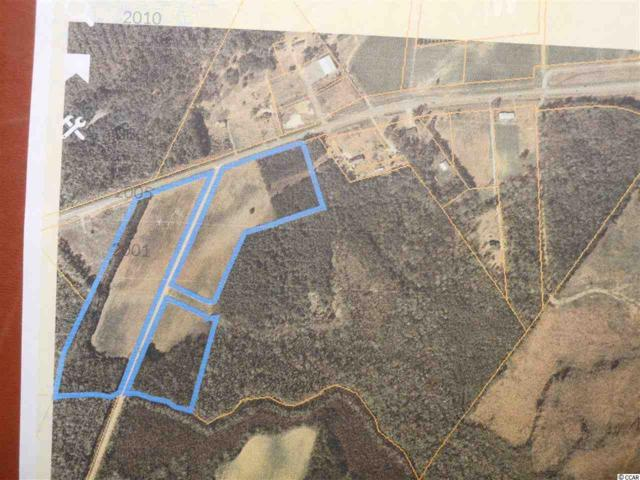 S SIDE HWY 90 Highway 90, Conway, SC 29526 (MLS #1709234) :: The Litchfield Company
