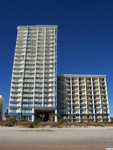 2504 N Ocean Blvd #830 #830, Myrtle Beach, SC 29577 (MLS #1714886) :: Silver Coast Realty