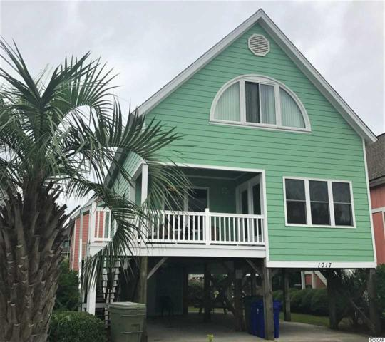 1017 S Sea Bridge Court, Surfside Beach, SC 29575 (MLS #1718538) :: Myrtle Beach Rental Connections
