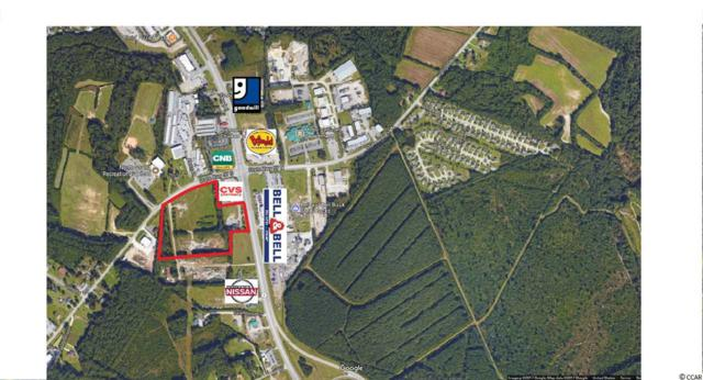 TBD Highway 9, Little River, SC 29566 (MLS #1722155) :: The Litchfield Company