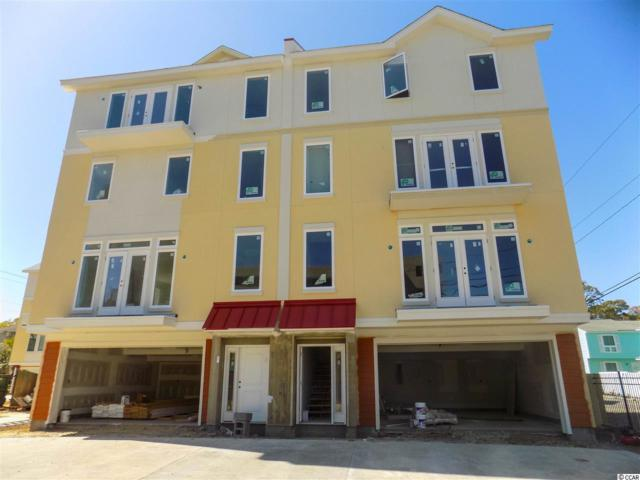 7401 N. Ocean Blvd #6, Myrtle Beach, SC 29572 (MLS #1722611) :: The Greg Sisson Team with RE/MAX First Choice