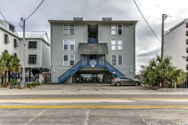126 N Waccamaw Drive #303, Garden City Beach, SC 29576 (MLS #1724030) ::  Matt Harper Team