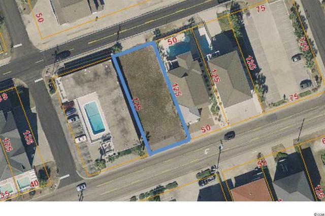 5203 N Ocean Boulevard, North Myrtle Beach, SC 29582 (MLS #1724346) :: Silver Coast Realty