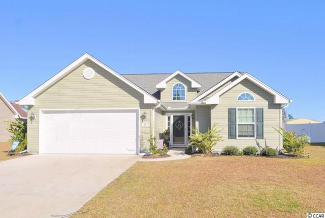 337 Carolina Springs Ct, Conway, SC 29527 (MLS #1724532) :: The Litchfield Company