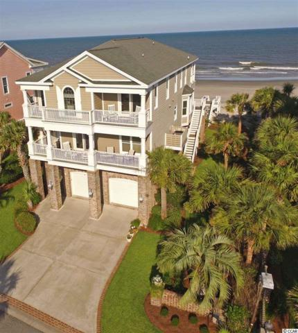 1285 Norris Drive, Pawleys Island, SC 29585 (MLS #1724660) :: James W. Smith Real Estate Co.