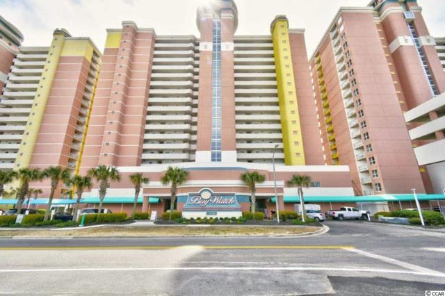 2711 S Ocean Blvd #1711, North Myrtle Beach, SC 29582 (MLS #1725505) :: The HOMES and VALOR TEAM
