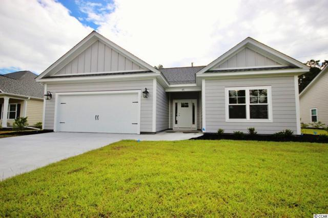 45 Hagley Retreat Dr., Pawleys Island, SC 29585 (MLS #1726265) :: The Litchfield Company