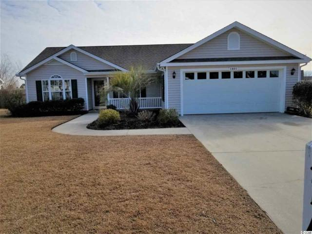 1401 Gailard, Conway, SC 29526 (MLS #1800313) :: The Litchfield Company
