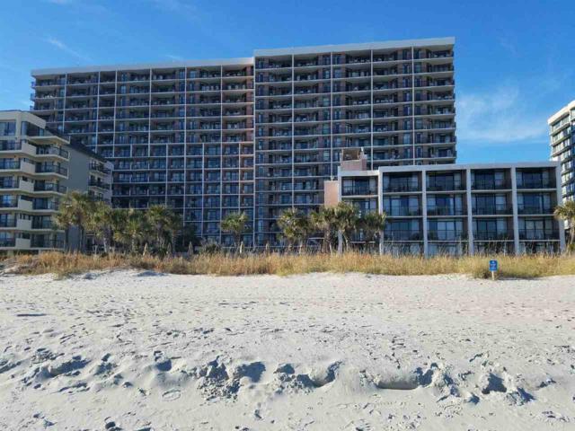 7200 N Ocean Boulevard #863, Myrtle Beach, SC 29572 (MLS #1800851) :: Trading Spaces Realty