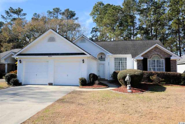 4841 Southern Trail, Myrtle Beach, SC 29579 (MLS #1801025) :: The Litchfield Company
