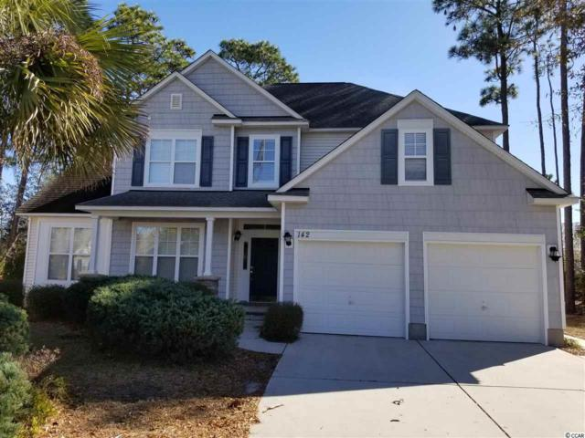 142 Wickham Ct, Pawleys Island, SC 29585 (MLS #1801690) :: Myrtle Beach Rental Connections