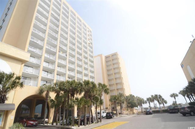 1207 S Ocean Blvd #20207, Myrtle Beach, SC 29577 (MLS #1801825) :: Sloan Realty Group