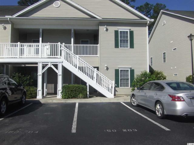 150 Lazy Willow Lane #104, Myrtle Beach, SC 29588 (MLS #1801872) :: SC Beach Real Estate