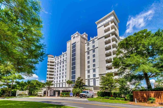 9547 Edgerton Drive #302, Myrtle Beach, SC 29572 (MLS #1802044) :: The Hoffman Group