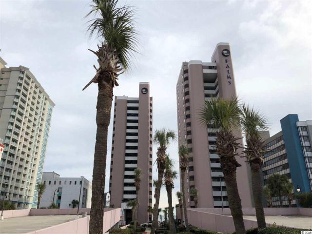 2500 N Ocean Blvd #1602, Myrtle Beach, SC 29577 (MLS #1802509) :: James W. Smith Real Estate Co.