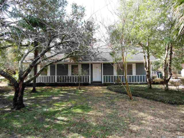 501 Forestbrook Dr, Myrtle Beach, SC 29579 (MLS #1802923) :: Myrtle Beach Rental Connections