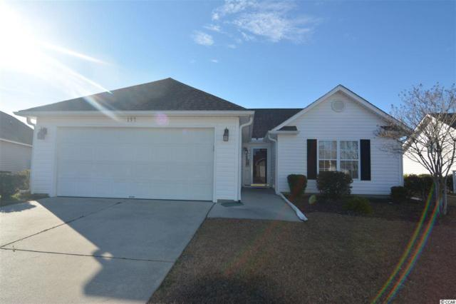 197 Coldwater Circle, Myrtle Beach, SC 29588 (MLS #1803304) :: Right Find Homes