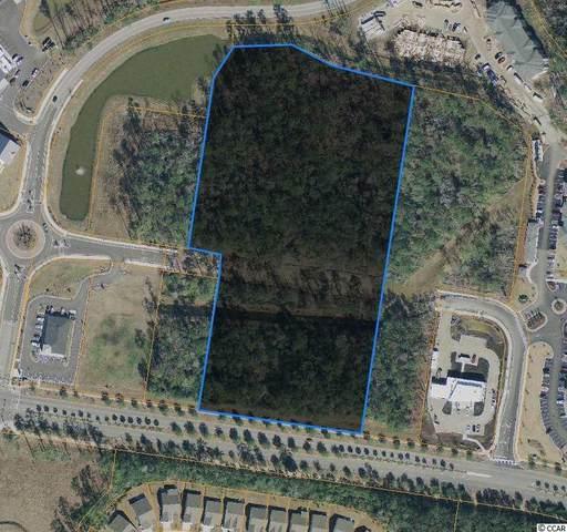 TBD Farrow Pkwy., Myrtle Beach, SC 29577 (MLS #1803493) :: The Lachicotte Company
