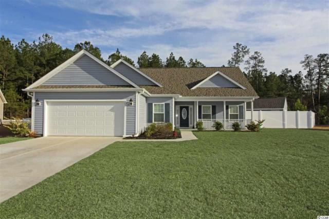 209 Family Farm Rd, Conway, SC 29526 (MLS #1803497) :: The HOMES and VALOR TEAM