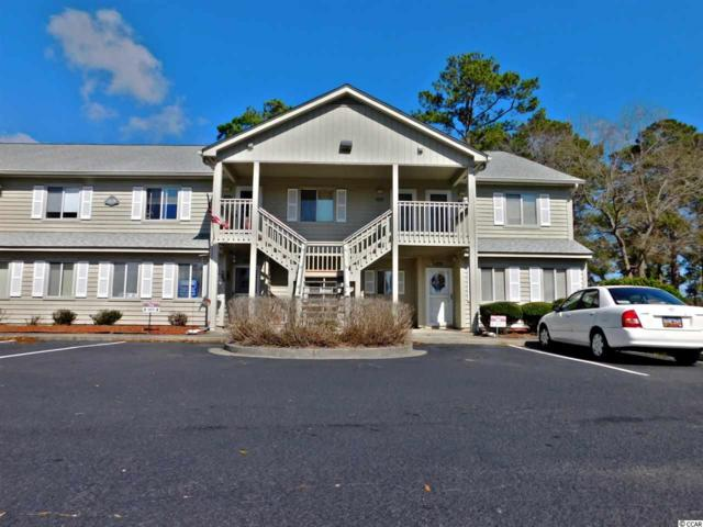 1129 -G White Tree Ln G, Myrtle Beach, SC 29588 (MLS #1803862) :: Trading Spaces Realty
