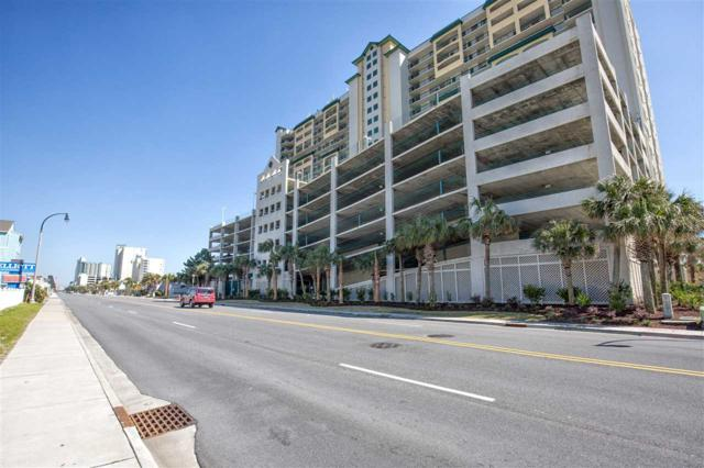 201 S Ocean Blvd #405, North Myrtle Beach, SC 29582 (MLS #1803921) :: Trading Spaces Realty