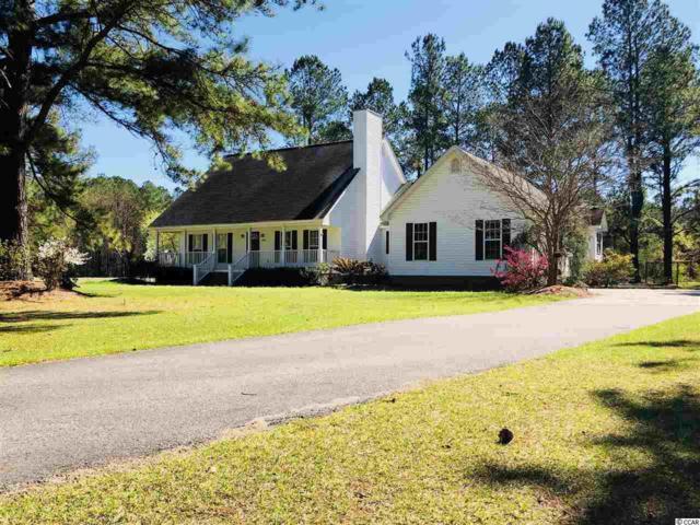 3026 Poplar Church, Aynor, SC 29511 (MLS #1804044) :: The Litchfield Company