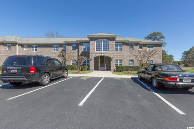 100 D Willow Green D, Conway, SC 29526 (MLS #1804062) :: Myrtle Beach Rental Connections