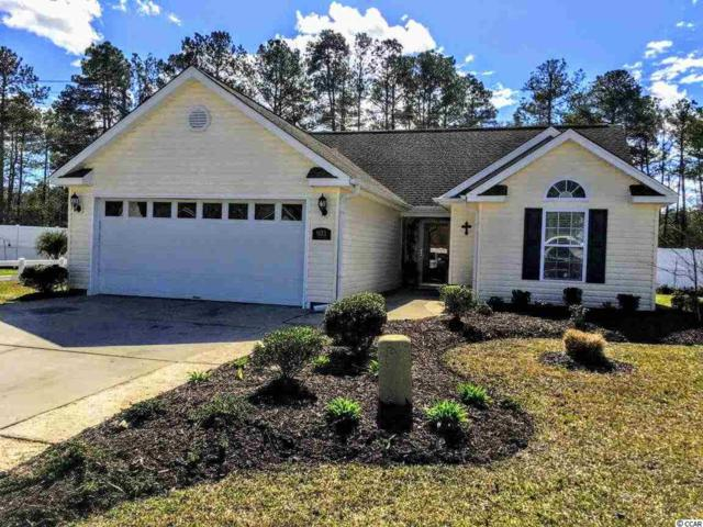 903 Dunrobin Lane, Myrtle Beach, SC 29588 (MLS #1804106) :: Trading Spaces Realty