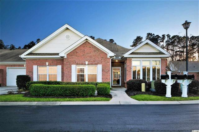 2015 Balfour Ct L-1, Myrtle Beach, SC 29575 (MLS #1804151) :: The HOMES and VALOR TEAM