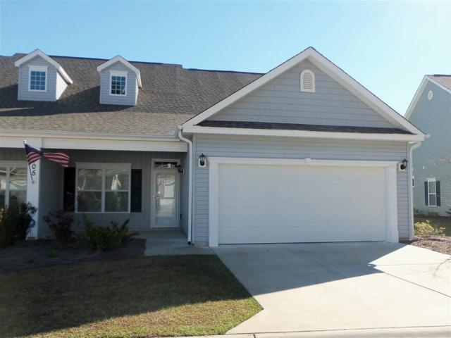 1005 Red Sky Lane #102, Murrells Inlet, SC 29576 (MLS #1804502) :: Sloan Realty Group