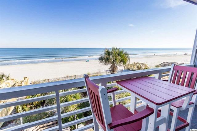 817 S Ocean Blvd #204, Surfside Beach, SC 29575 (MLS #1804712) :: Trading Spaces Realty