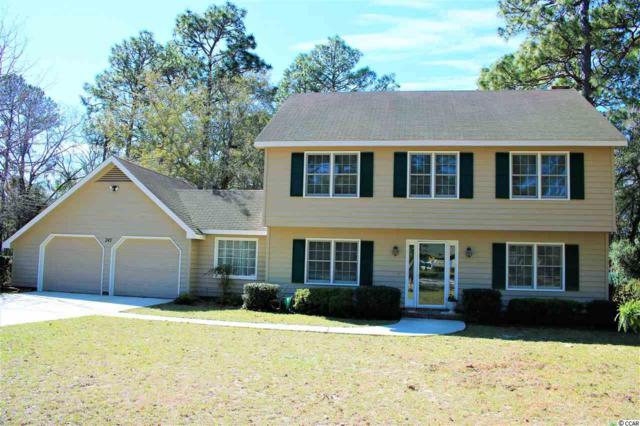 247 Johnstone Ln, Georgetown, SC 29440 (MLS #1804724) :: The Litchfield Company