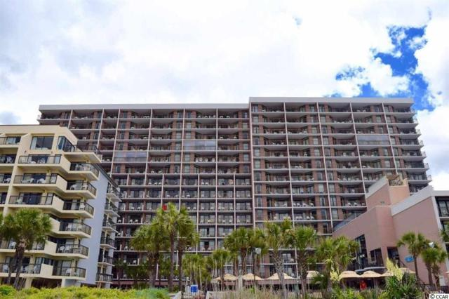 7200 N Ocean Blvd #664, Myrtle Beach, SC 29572 (MLS #1804859) :: The HOMES and VALOR TEAM