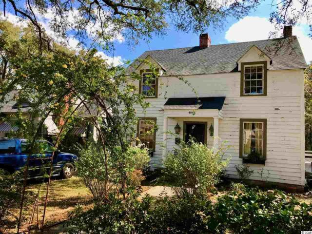 404 St James St, Georgetown, SC 29440 (MLS #1805295) :: Myrtle Beach Rental Connections