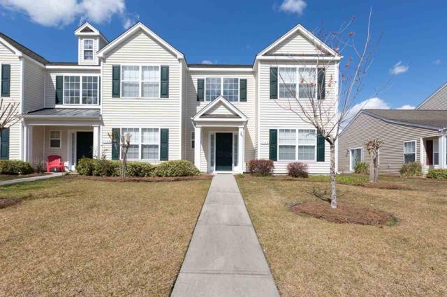 1143 Harvester Circle #1143, Myrtle Beach, SC 29579 (MLS #1805359) :: The Hoffman Group